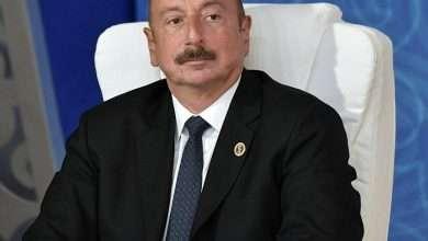 رئيس أذربيجان