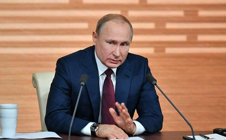 بوتين يصدر مرسوما ماذا حدد فيه ؟, صحيفة عربية -بروفايل نيوز