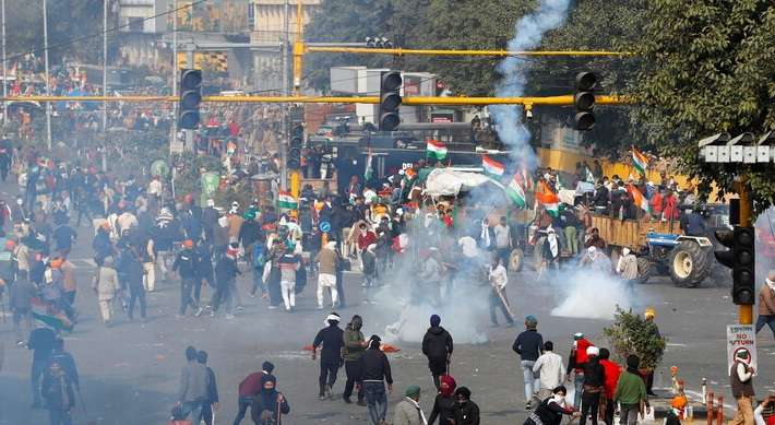 India cuts off internet due to protests, Arabic newspaper -Profile News