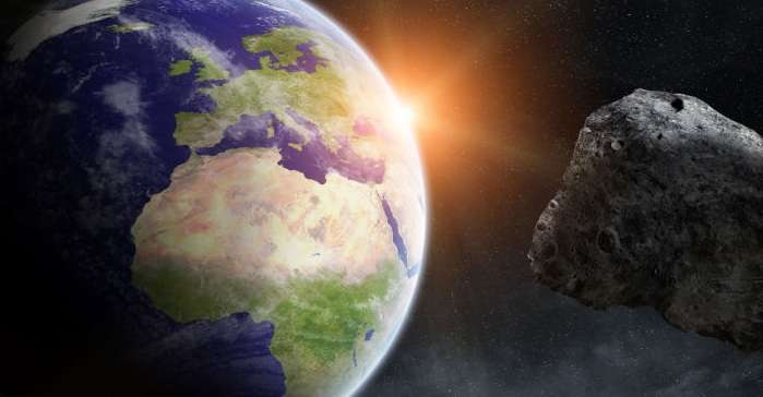 Within two days … Earth is on a date with the threat of a space crime !!, Arabic newspaper -Profile News
