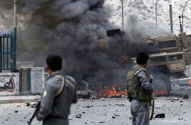 The United States carried out a military strike in Kabul, Arabic newspaper -Profile News