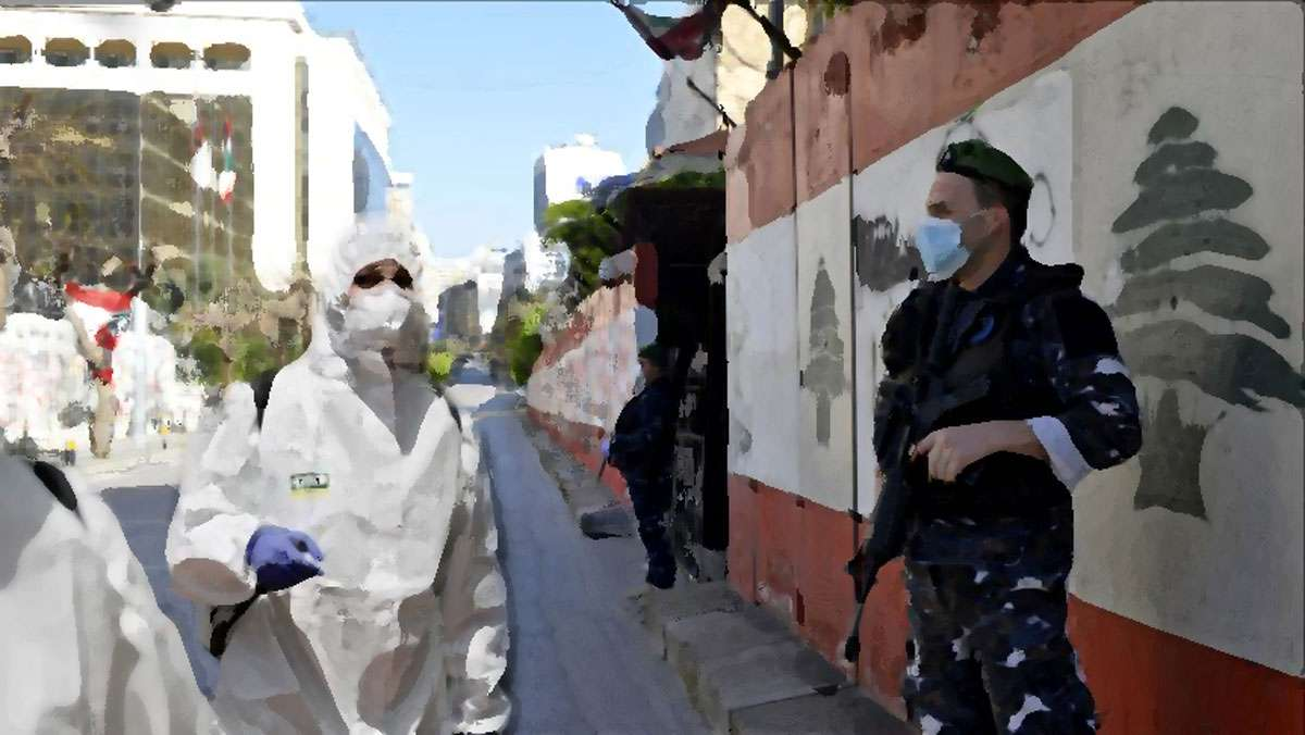 السيناريو الصحيّ الإيطالي بدأ التنفيذ في لبنان !!, صحيفة عربية -بروفايل نيوز