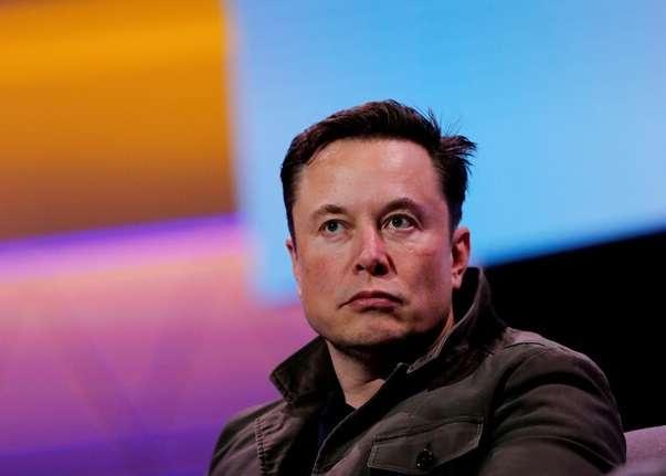 Elon Musk losses, Arabic newspaper -Profile News