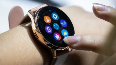 Unveiling a new smartwatch, Arabic newspaper -Profile News