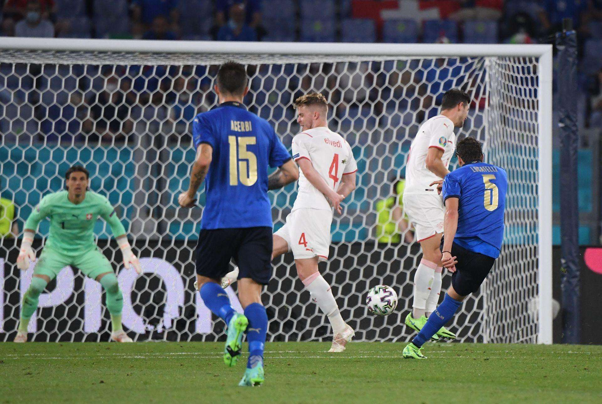 New Italy is the first to qualify, Arabic newspaper -Profile News