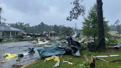 Storm Claudette kills 12 people in Alabama, Arabic newspaper -Profile News