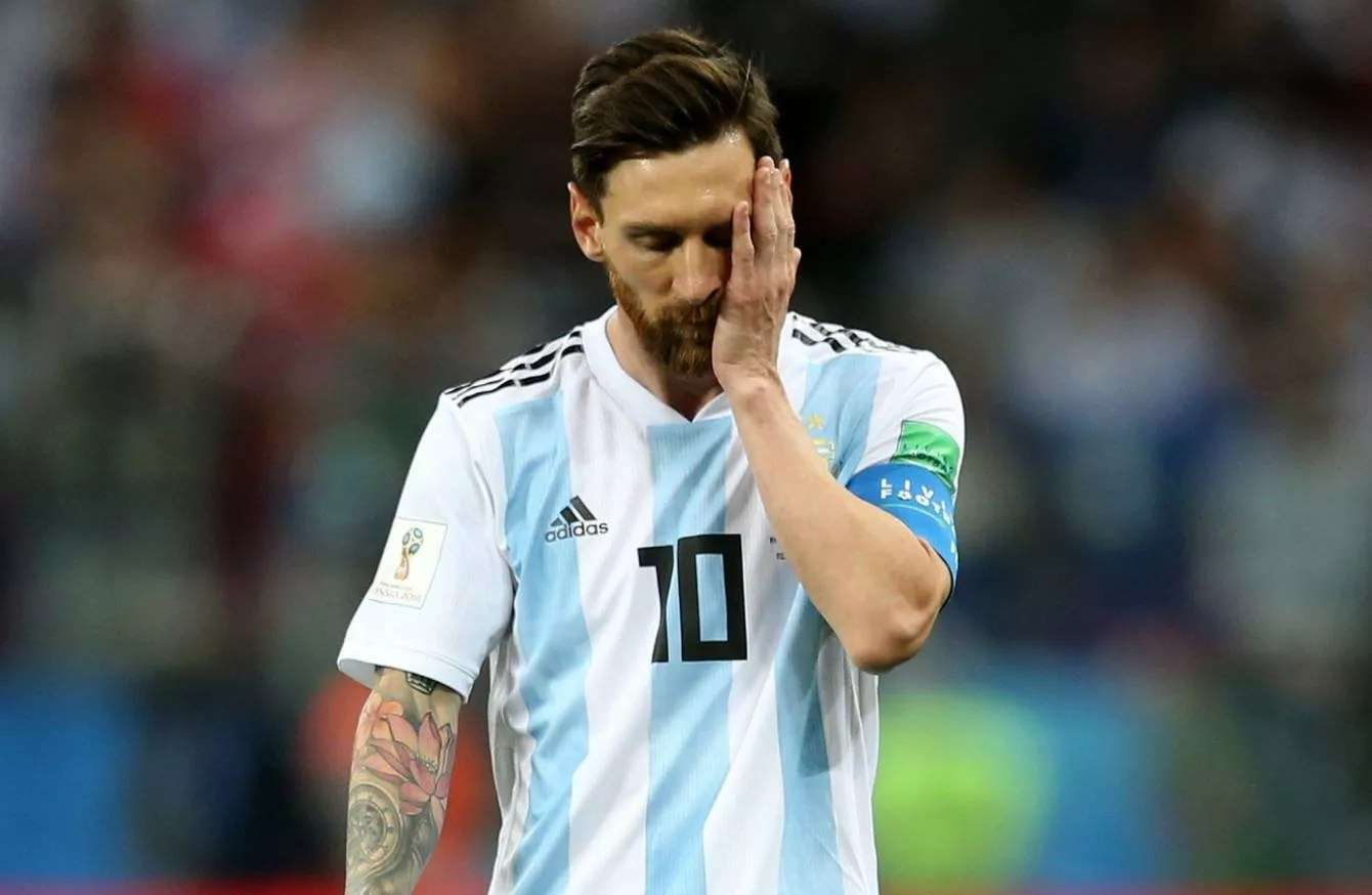 Messi's statement after the crisis of facing Brazil and Argentina, Arabic newspaper -Profile News