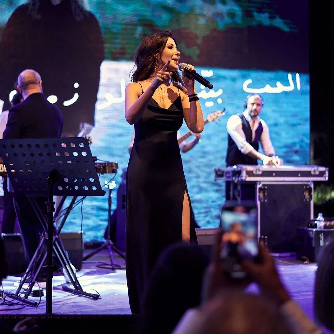 The reason for changing Nancy Ajram's voice, Arabic newspaper -Profile News