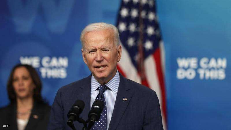 Biden comments on the Bennett government, Arabic newspaper -Profile News