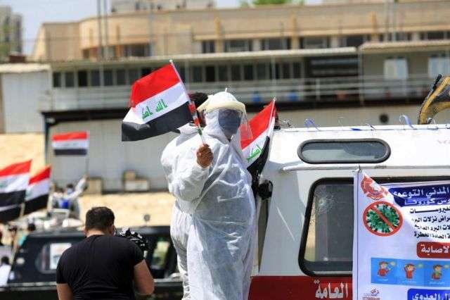 العراق يستقبل شحنة جديدة من لقاح كورونا, صحيفة عربية -بروفايل نيوز