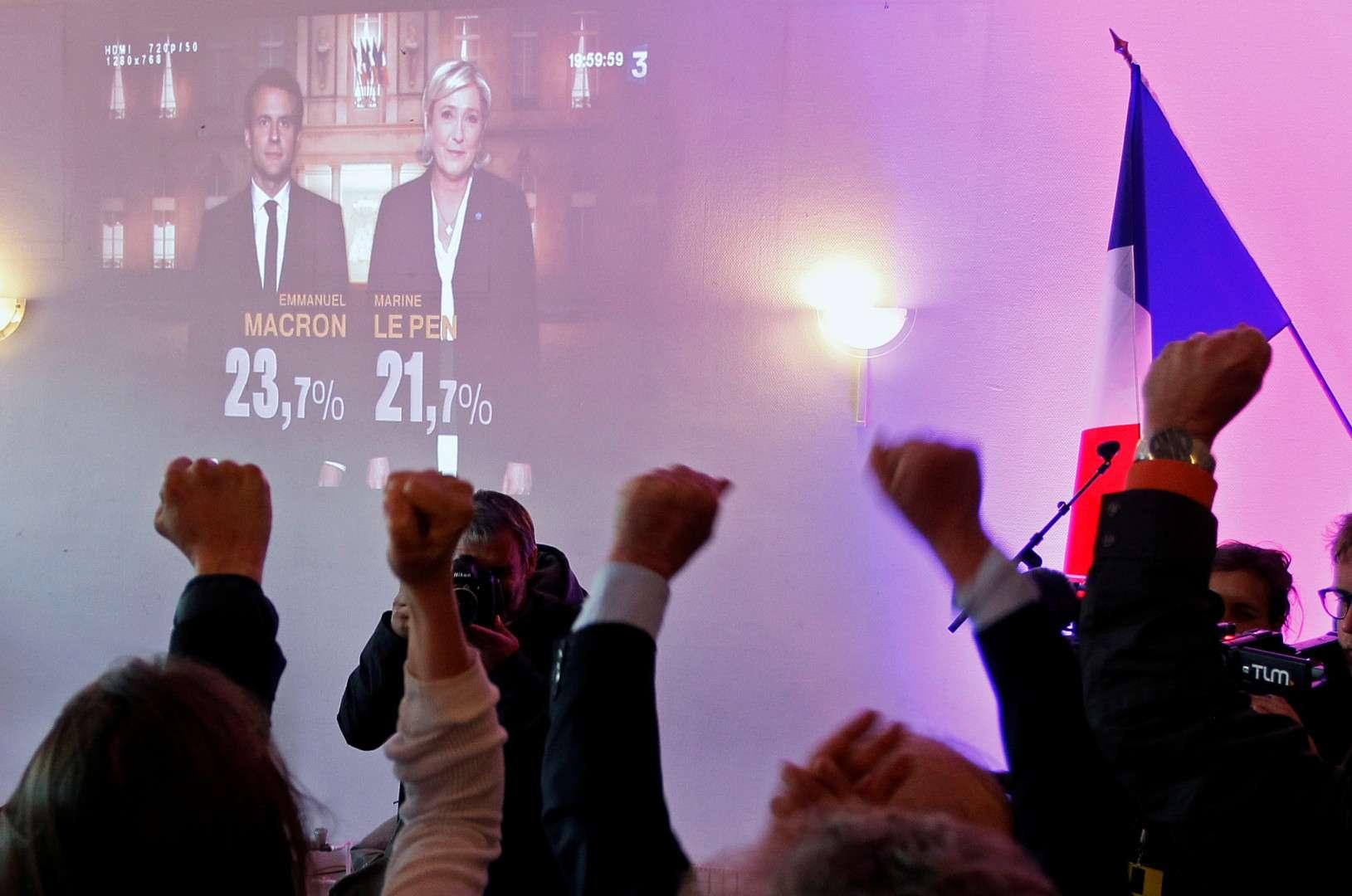 تحديد موعد الانتخابات الرئاسية الفرنسية, صحيفة عربية -بروفايل نيوز