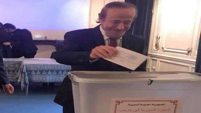 The Syrian president receives a telegram from his uncle, Arabic newspaper -Profile News