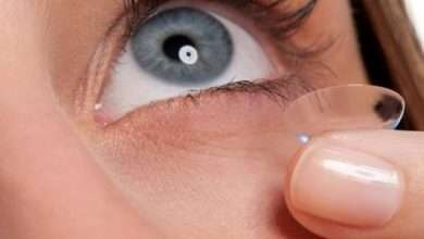 Do you use contact lenses? Beware if…, Arabic newspaper -Profile News