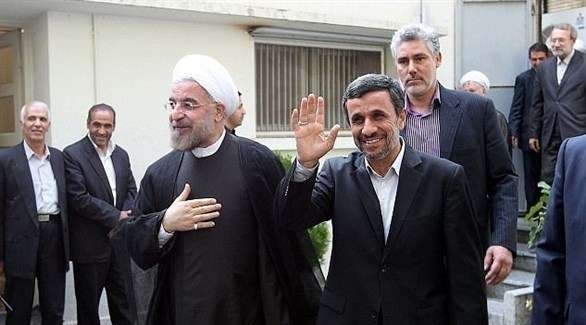 Ahmadinejad comments on Rouhani's rule, Arabic newspaper -Profile News