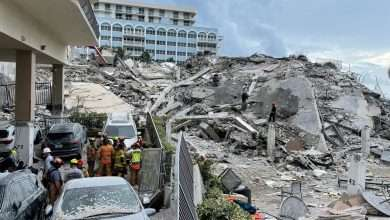 Huge toll for the victims of the collapse of the building in Florida, Arabic newspaper -Profile News