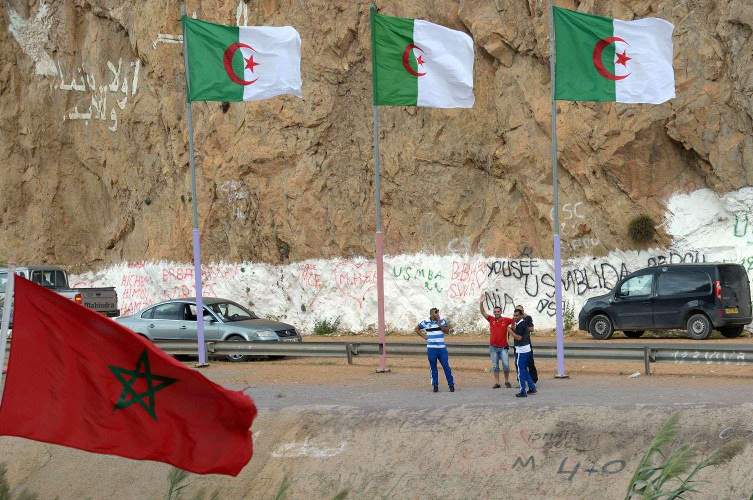 Diplomatic crisis between Algeria and Morocco, Arabic newspaper -Profile News
