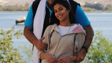 , do you return to cooperate with her ex-husband?, Arabic newspaper -Profile News