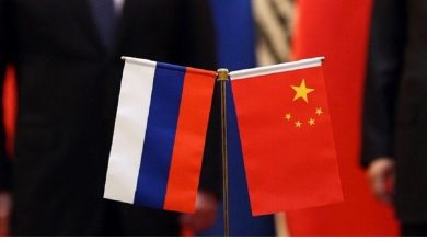For the first time.. Russian and Chinese warships together, Arabic newspaper -Profile News