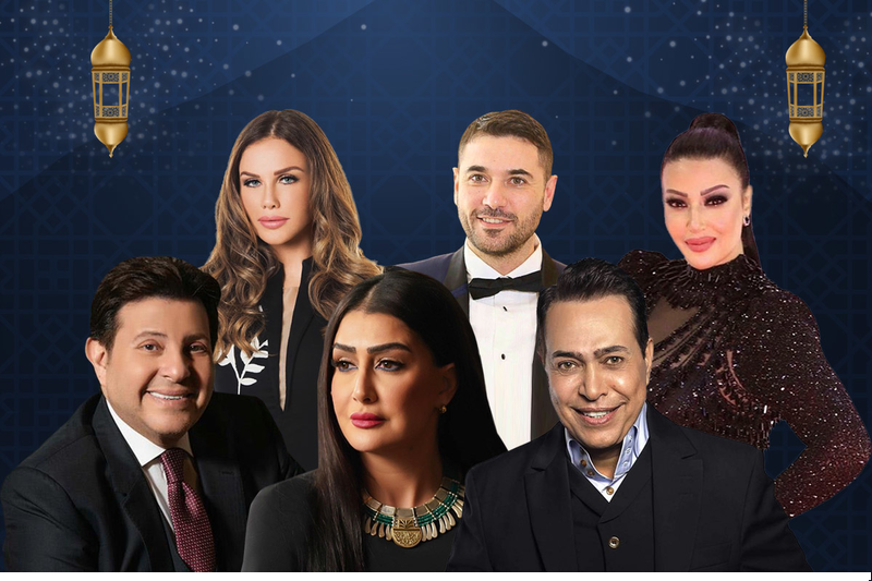 Art stars congratulate their fans on Eid Al-Adha, Arabic newspaper -Profile News