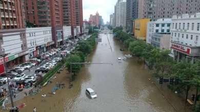 China flood death toll rises, Arabic newspaper -Profile News