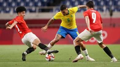 The Egyptian team lost to Brazil in the quarter-finals of the Tokyo Olympics football, Arabic newspaper -Profile News