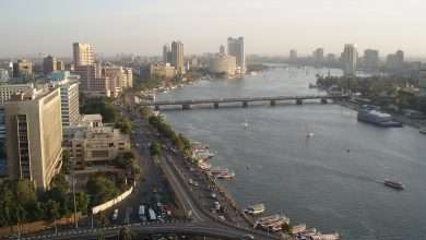 The Nile swallows an Egyptian and his daughter, Arabic newspaper -Profile News
