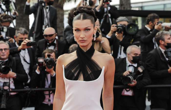 American supermodel Bella Hadid looks stunning at Cannes, Arabic newspaper -Profile News