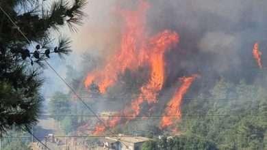 Lebanon is on fire, Arabic newspaper -Profile News