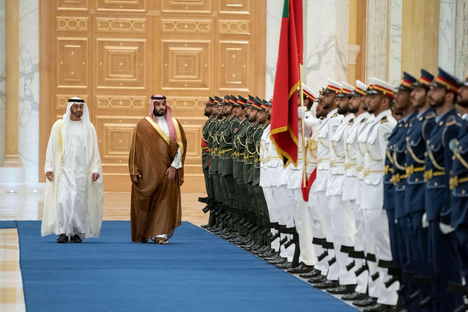Countries seeking to resolve the Saudi-Emirati dispute, Arabic newspaper -Profile News
