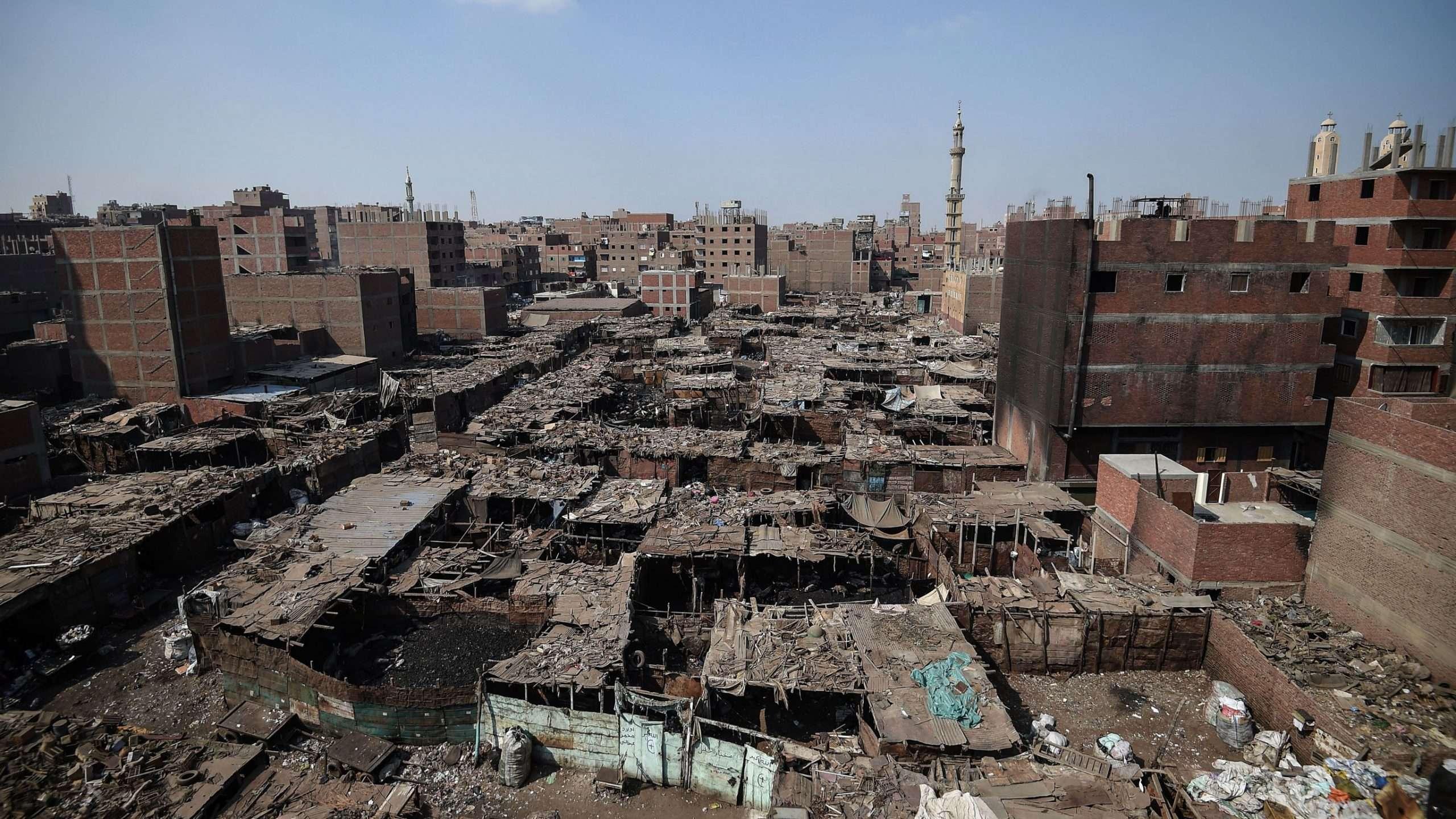 كم سيكون عدد سكان العشوائيات في العالم عام 2030؟, صحيفة عربية -بروفايل نيوز