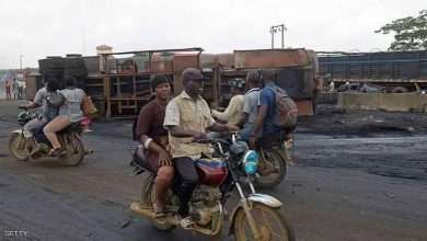 Children victims of a terrible accident in Nigeria, Arabic newspaper -Profile News