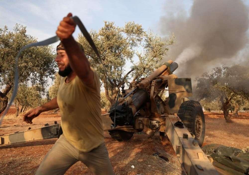 """Tahrir al-Sham"" bombed Aleppo, Arabic newspaper -Profile News"