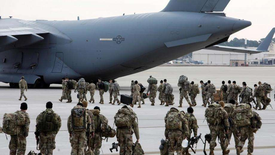 مقبرة العالم (المجهول المعلوم) في الحرب الأميركية بأفغانستان؟, صحيفة عربية -بروفايل نيوز