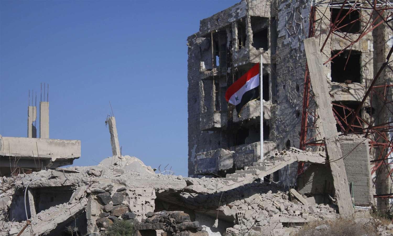 التوصل إلى اتفاق في درعا السورية, صحيفة عربية -بروفايل نيوز