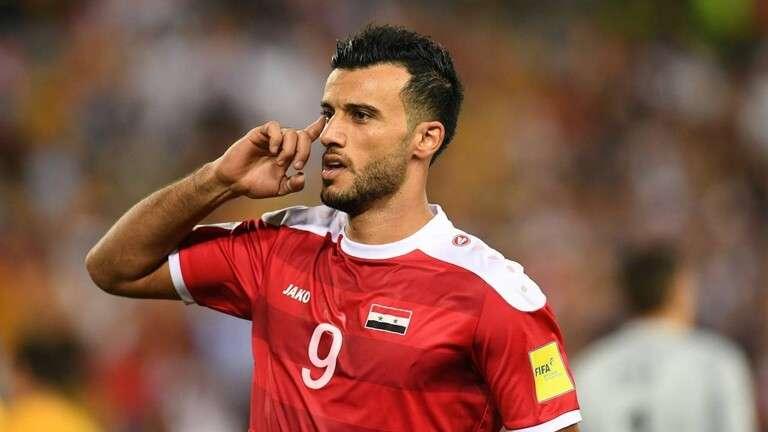 إصابة المهاجم السوري عمر السومة بمرض لا علاج له, صحيفة عربية -بروفايل نيوز