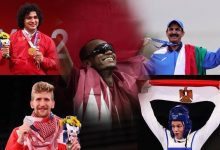Arab medals in the Olympics 2020, Arabic newspaper -Profile News