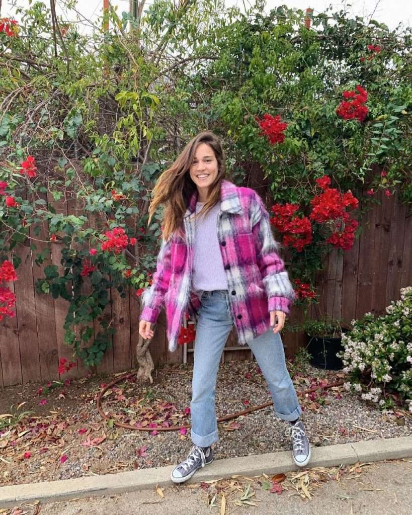 """In pictures, Italian model """"Matilda Lutz"""" shares her most prominent looks with her followers, Arabic newspaper -Profile News"""