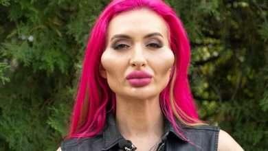 "Ukrainian supermodel .. ""The Beast""!, Arabic newspaper -Profile News"