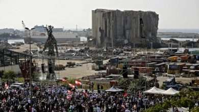 Injuries on the anniversary of the Beirut port explosion, Arabic newspaper -Profile News