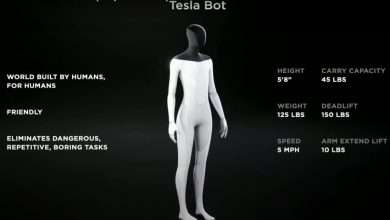 Robots in the form of a human has become a reality! Tesla unveils the first model, Arabic newspaper -Profile News