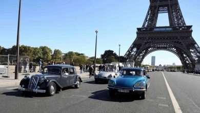 باريس تصدر قرارا خاصا بسرعة السيارات, صحيفة عربية -بروفايل نيوز
