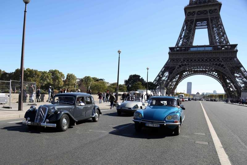 Paris issues a decision on the speed of cars, Arabic newspaper -Profile News