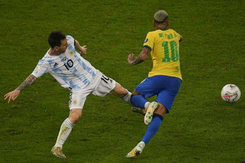 ثأر برازيلي ورغبة أرجنتينية بصناعة فوز آخر , صحيفة عربية -بروفايل نيوز