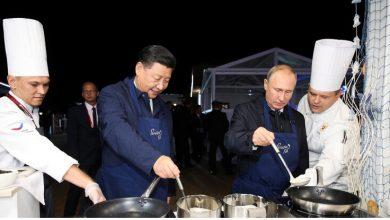 روسيا والصين تعدان 90 مشروعا استثماريا, صحيفة عربية -بروفايل نيوز