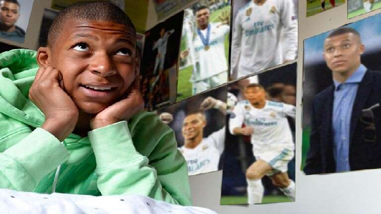Mbappe publishes an impressive message after his transfer failed, صحيفة عربية -بروفايل نيوز
