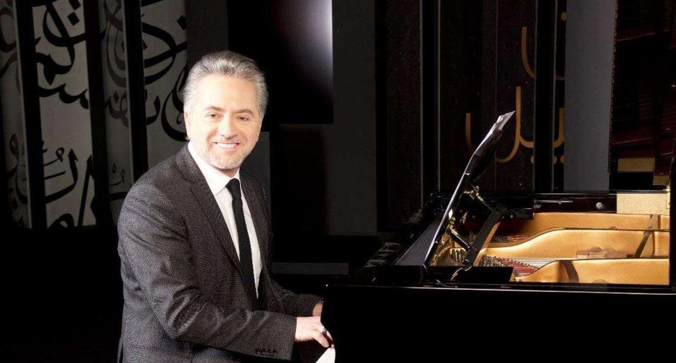 Melhem Zein surprises Marwan Khoury and his fiancée, Arabic newspaper -Profile News
