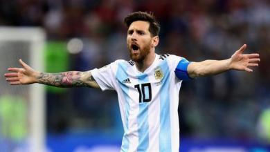 Al-Khelaifi presents Messi's shirt to the French Prime Minister, Arabic newspaper -Profile News