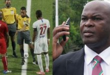Suriname's vice president plays a match at the age of 60, Arabic newspaper -Profile News