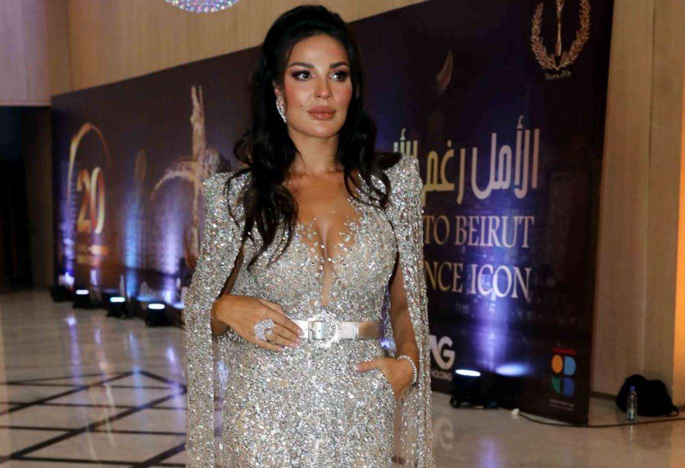 """Nadine Njeim insists on dedicating her award in the """"Murex d'Or"""", so what did she say?, Arabic newspaper -Profile News"""