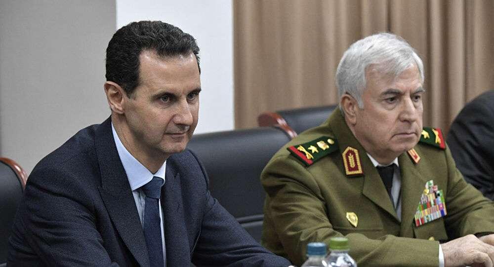 وزير الدفاع السوري في الأردن, صحيفة عربية -بروفايل نيوز